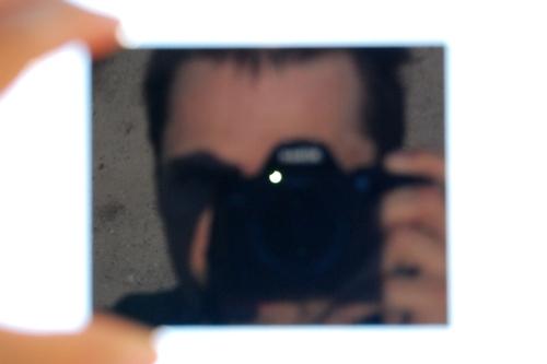 Zaćmienie - autoportret