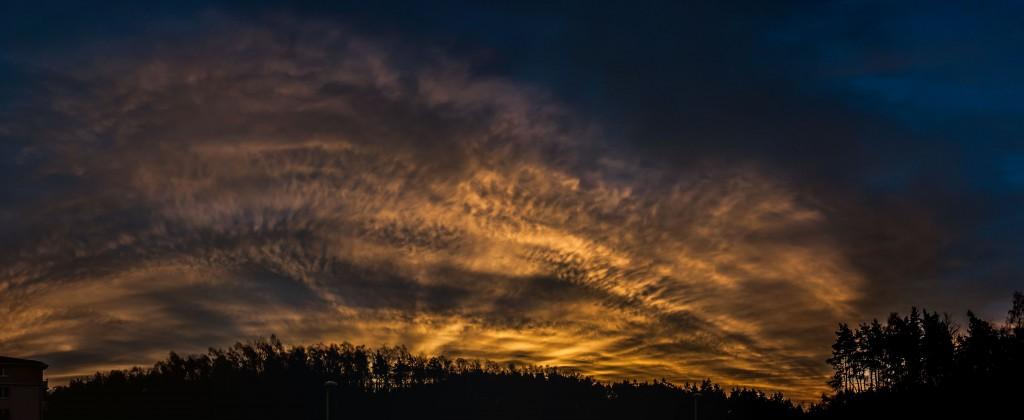 Panorama przed świtem 2